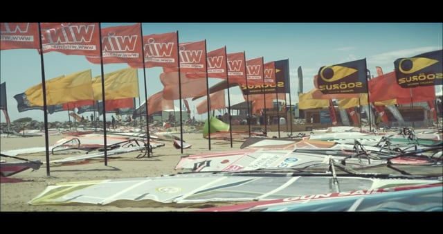 Défi Wind 2014 - Nicolas Warembourg