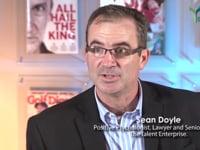 Sean Doyle – Positive Psychologist, Lawyer and Senior Advisor, The Talent Enterprise