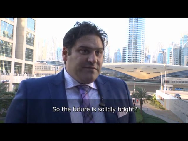 Middle East Investors Summit - Interview: Shahram Hashemi, Oman & Brunei Investment Company