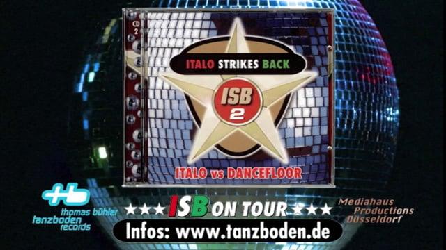 """TANZBODEN: """"Italo Strikes Back Vol.2"""""""