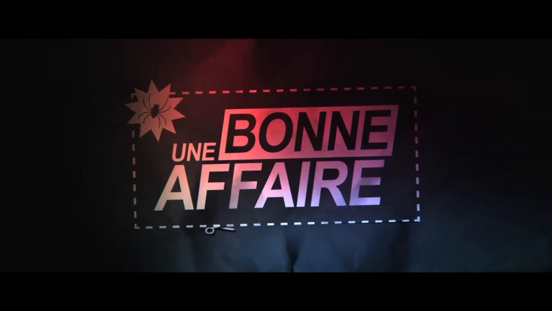 UNE BONNE AFFAIRE - Bande annonce