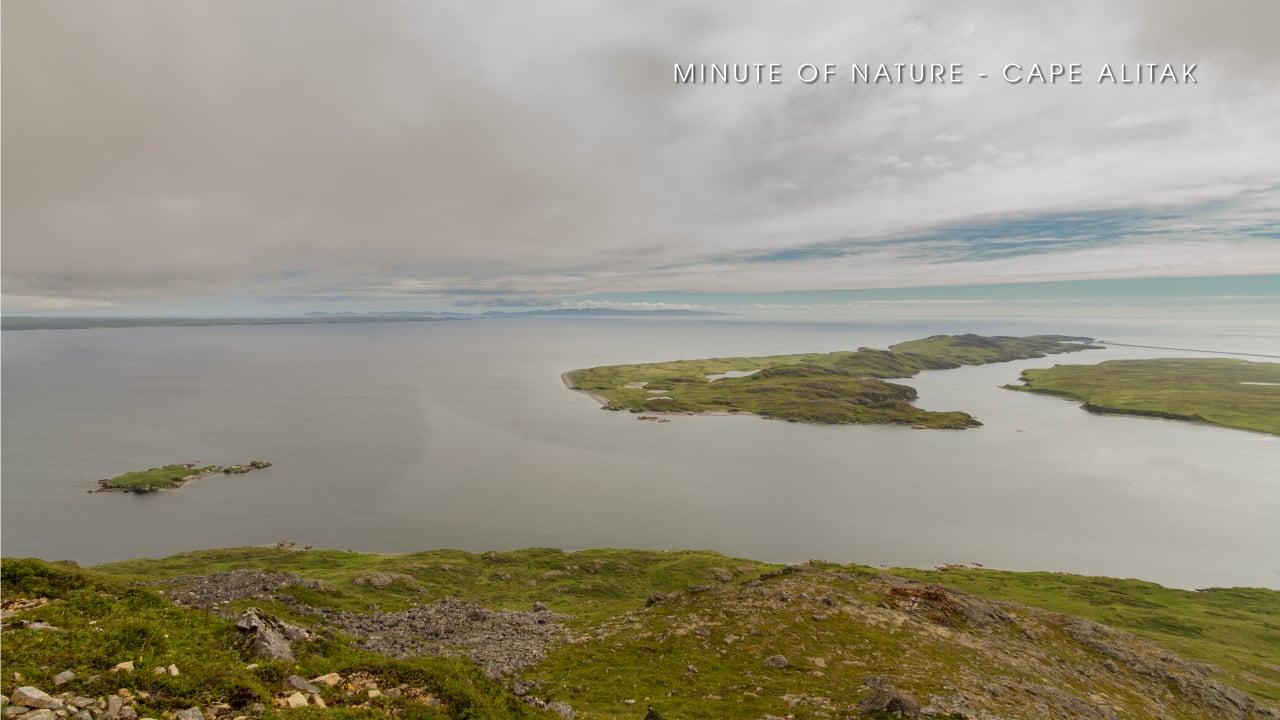 Minute of Nature - Cape Alitak