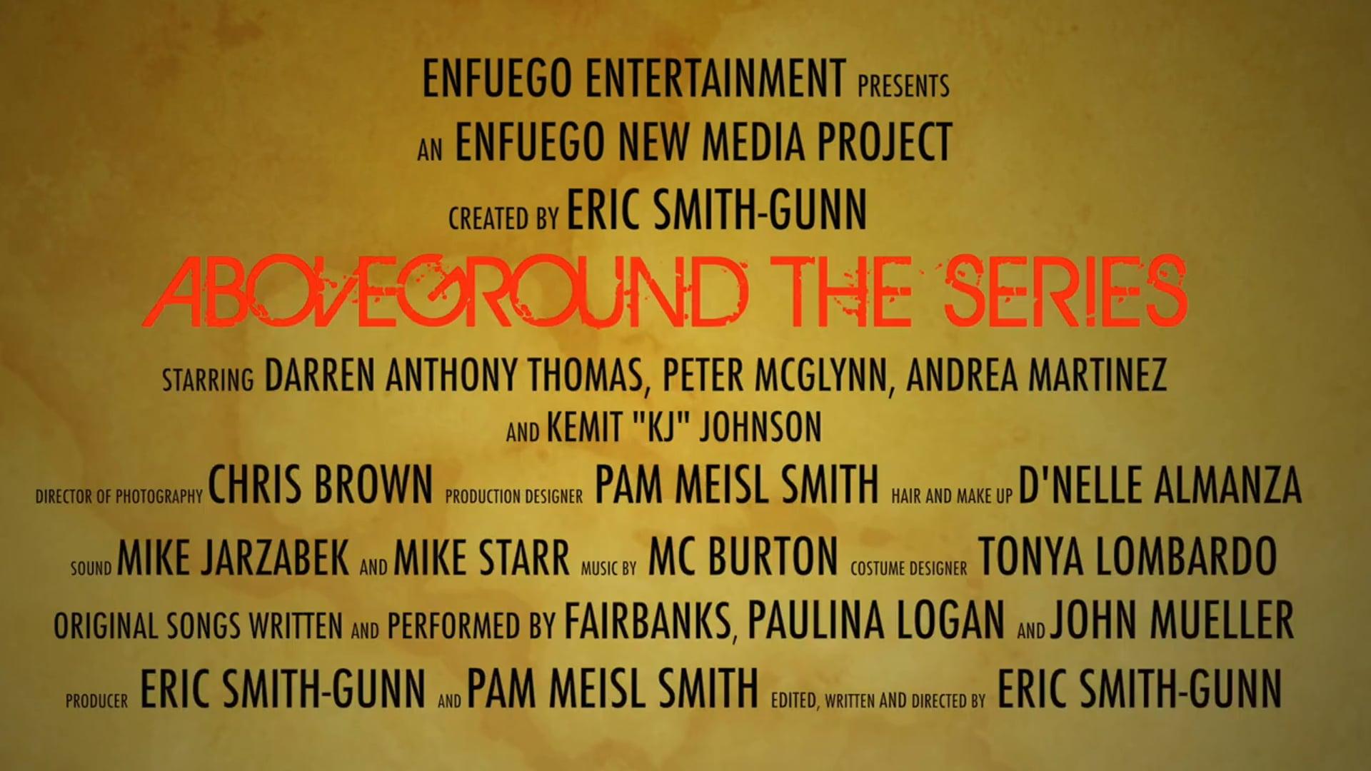 AboveGround The Series Trailer - Season One