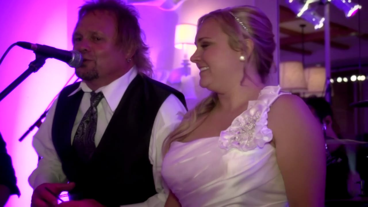 Rock and Roll Wedding Heaven at the Terranea Resort on the Palos Verdes Peninsula
