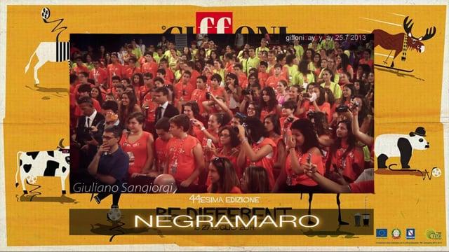 Welcome Negramaro