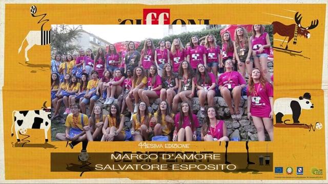 WELCOME ESPOSITO e D'AMORE