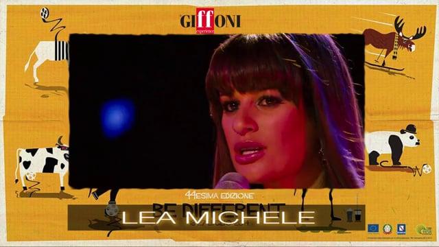 WELCOME LEA MICHELE