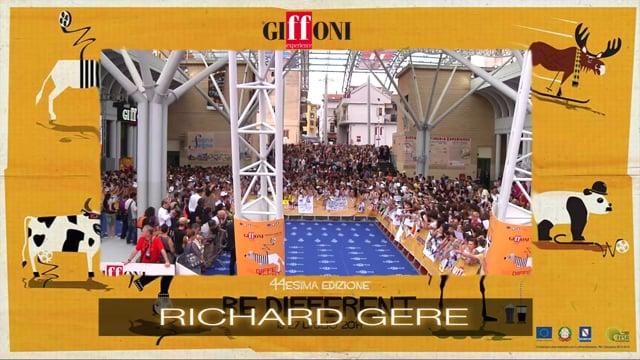 WELCOME RICHARD GERE