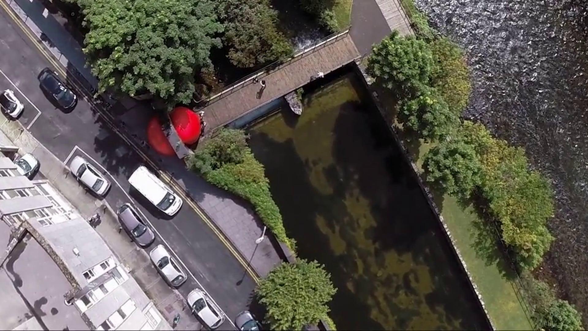 River Corrib - RedBall Galway
