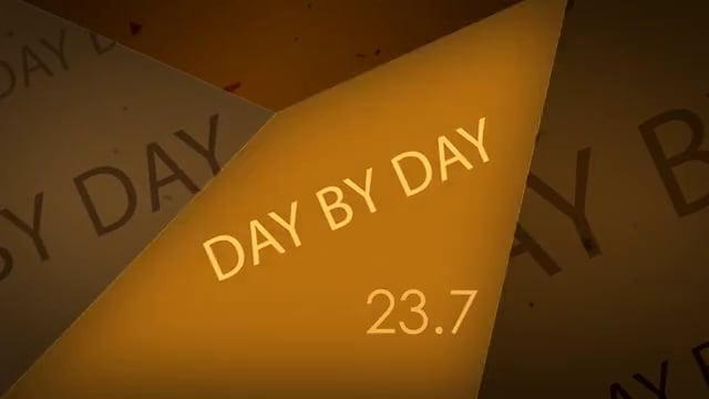 23.7 DAY BY DAY