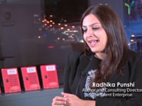 Radhika Punshi - Author and Consulting Director, The Talent Enterprise