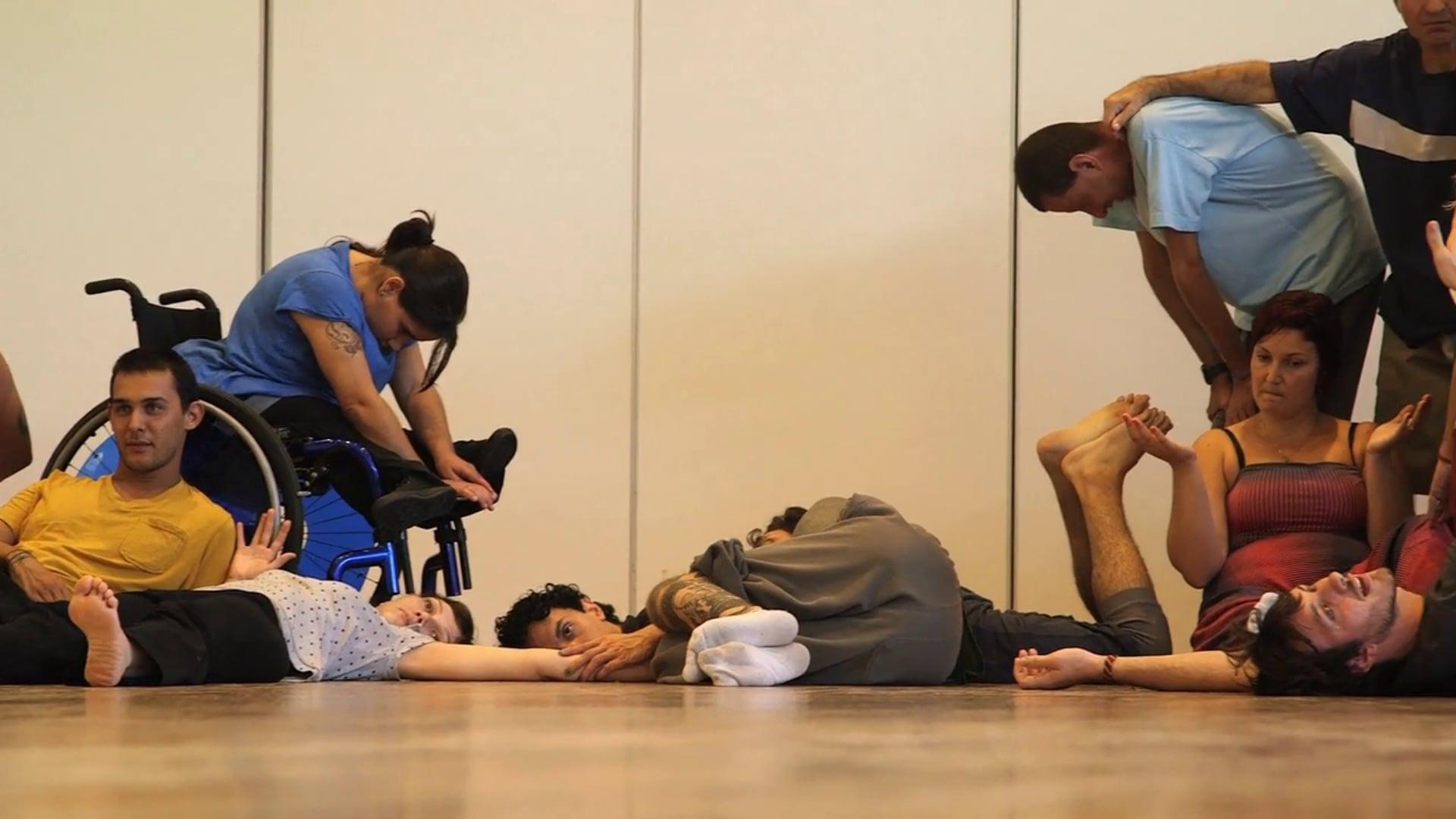 DanceAbility | módulo 01 | Núcleo Dança Aberta