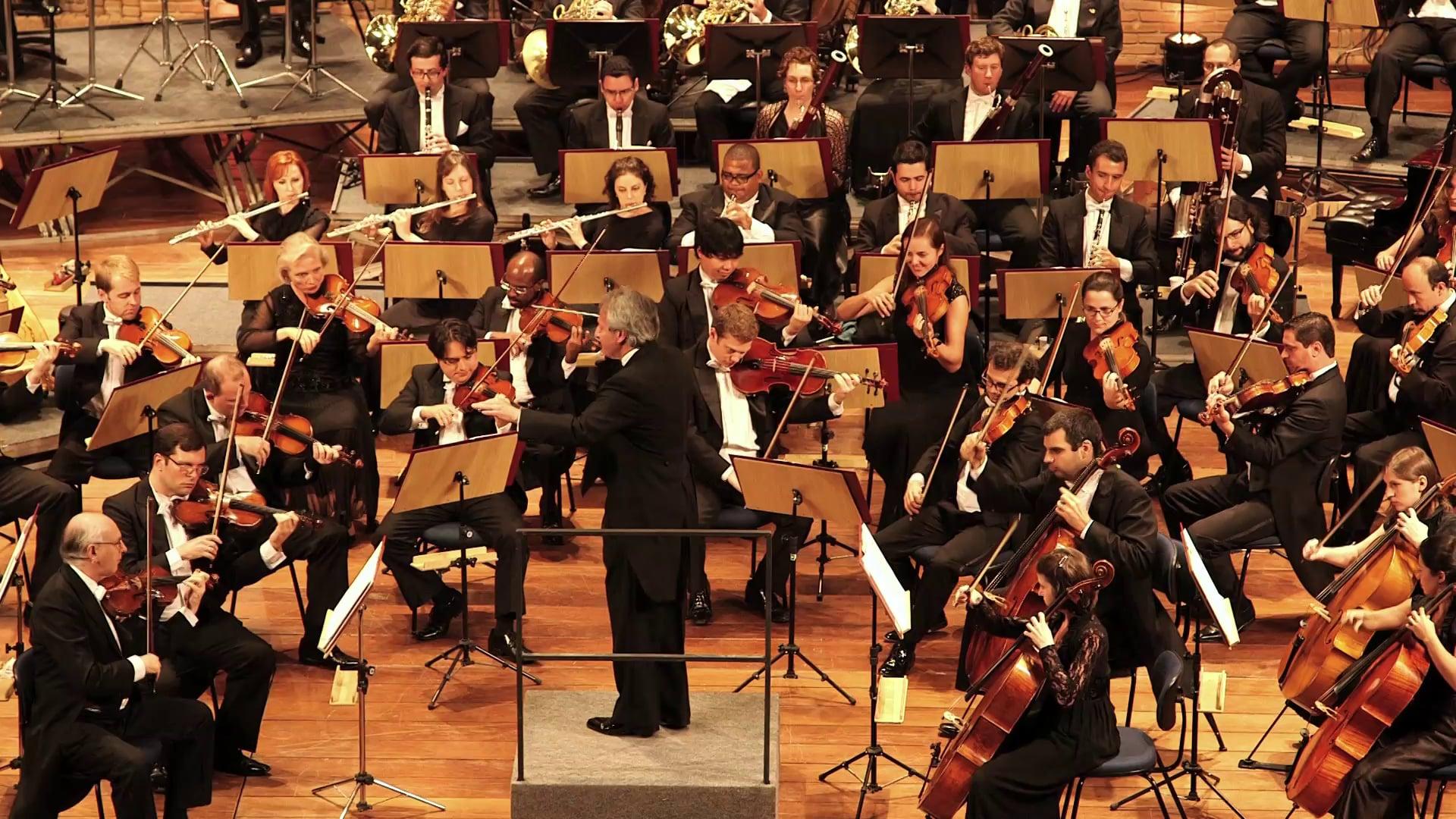 45º Festival de Inverno de Campos do Jordão   Orquestra Filarmônica de Minas Gerais   Strauss 150