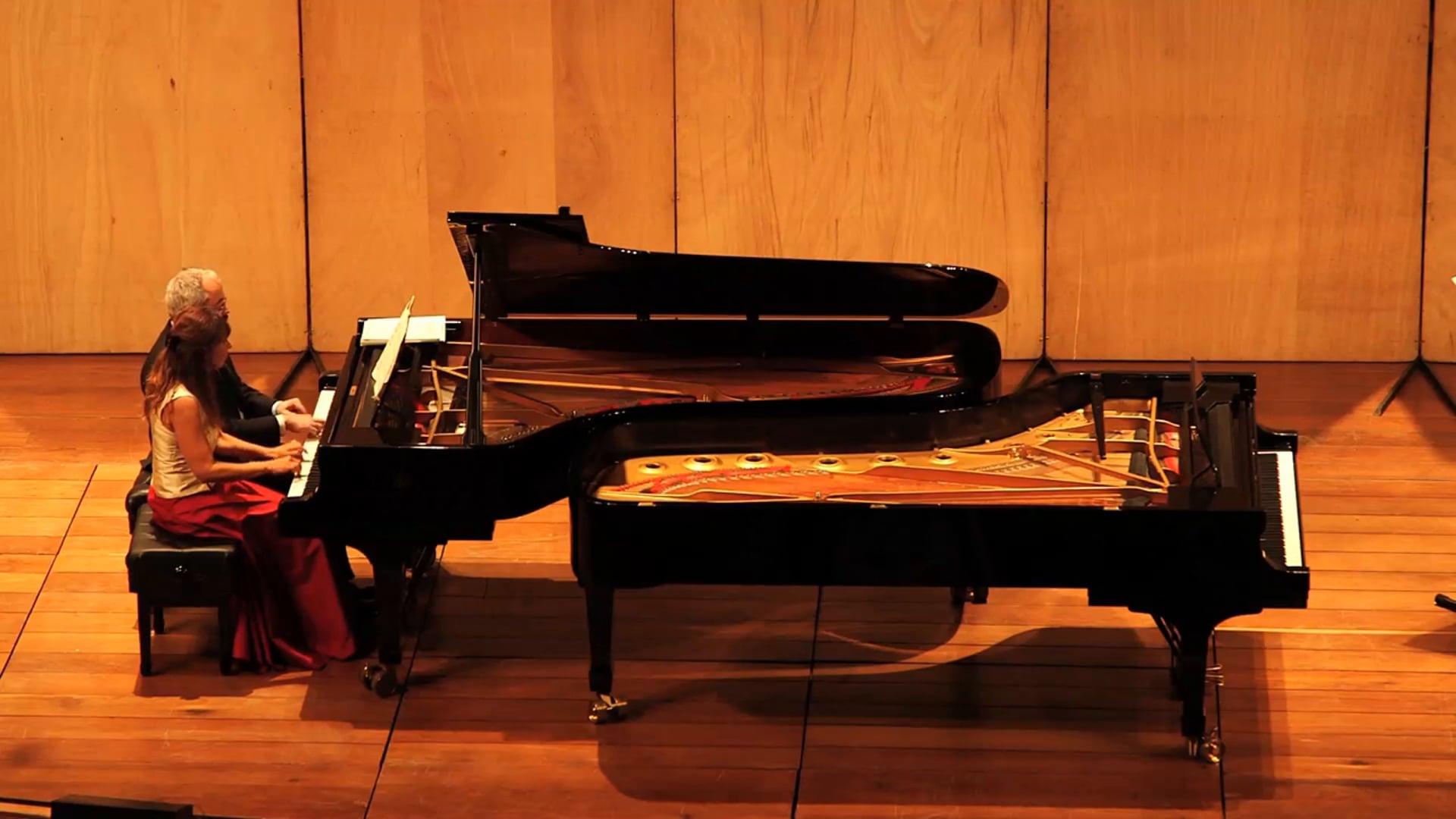 45º Festival de Inverno de Campos do Jordão   Paulo Álvares e Débora Halász   piano