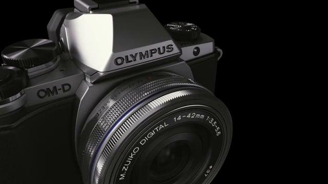 Olympus OM-D Web Sizzle