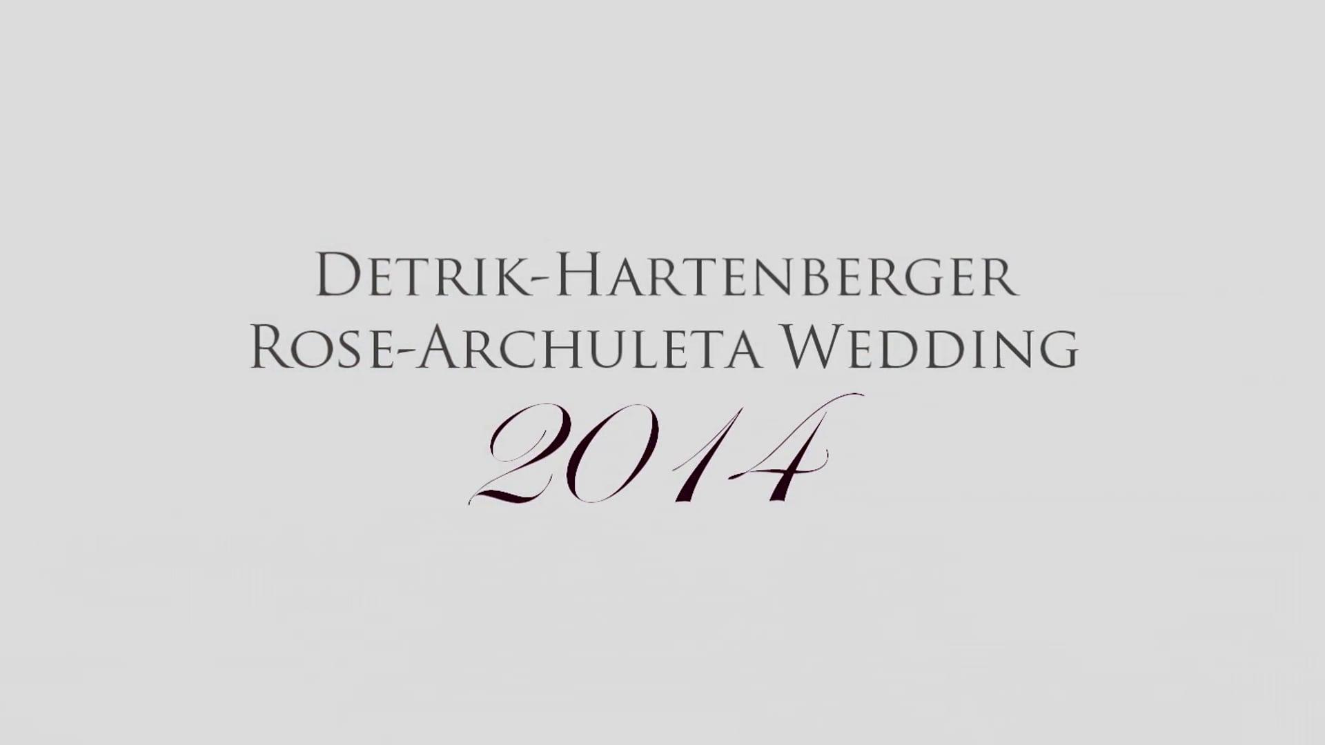 Galen & Davina's Wedding Video