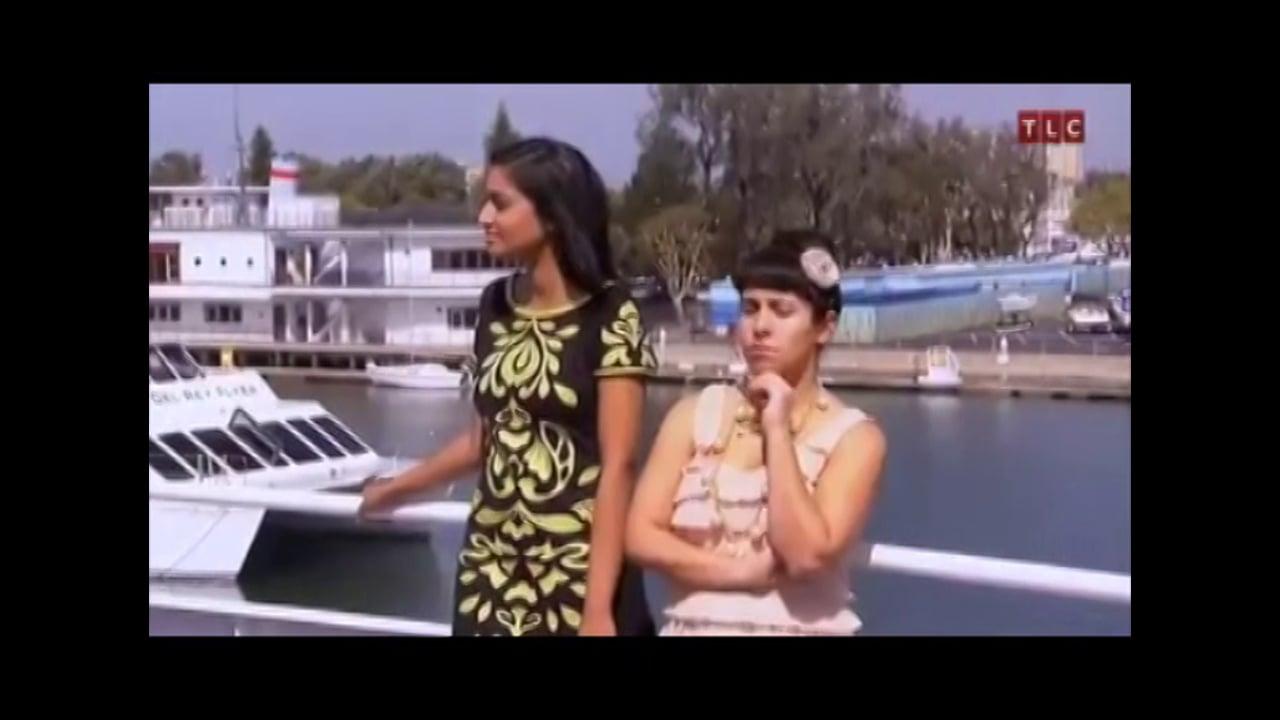 FantaSea Yachts - Battle of the Wedding Designers Film Shoot - Aboard Dandeana