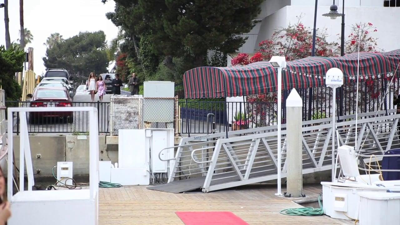 FantaSea Yachts - Chris' 50th Birthday Surprise - Aboard RegentSea