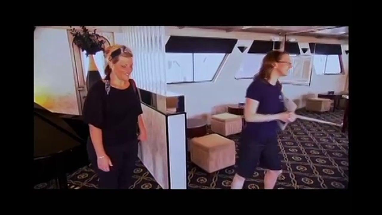 FantaSea Yachts - DietTribe Film Shoot - Birthday Planning