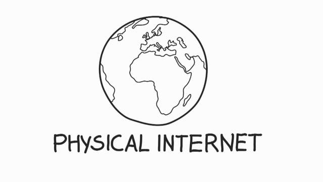 Physical Internet