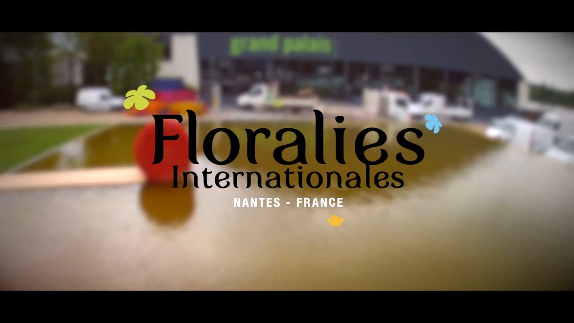 Floralies internationales de Nantes
