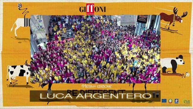 Welcome Luca Argentero