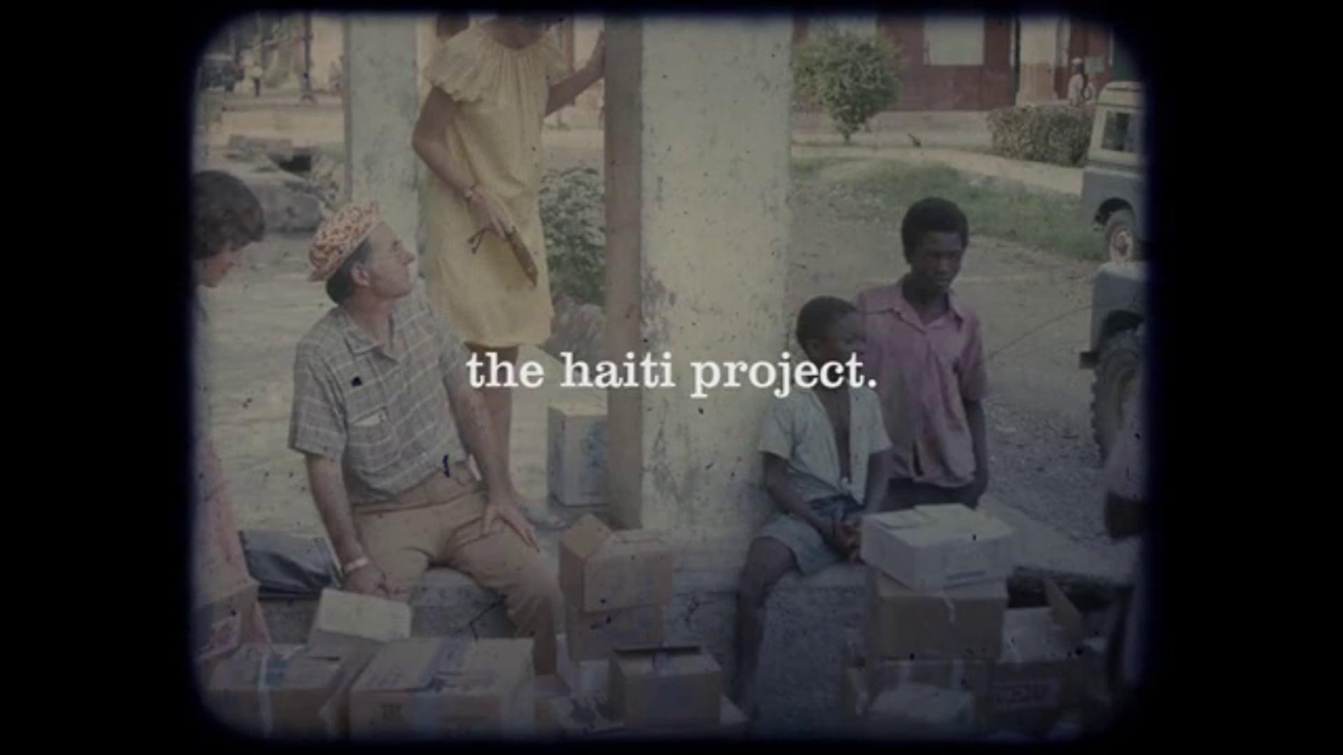 The Haiti Story