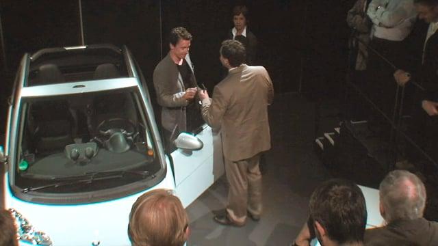 "DAIMLER AG: ""CSI-Theater-Box"""