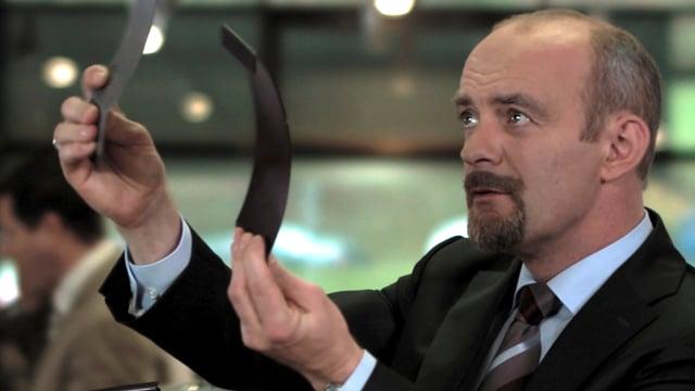 "DAIMLER AG: ""CSI-TV-Studio 1"""