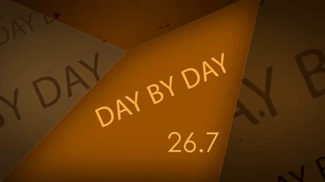 26.7 DAY BY DAY