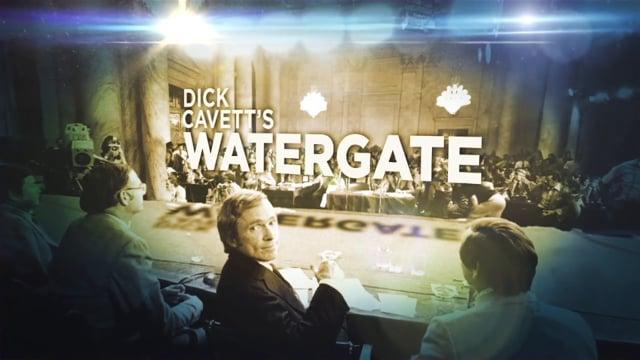 Dick Cavett's Watergate (TCA Sizzle Reel)