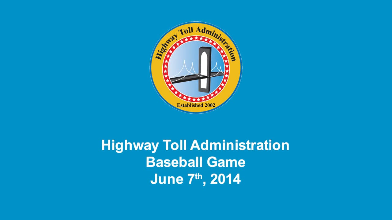 Highway Toll Administration Company Softball Game Highlights June 7, 2014
