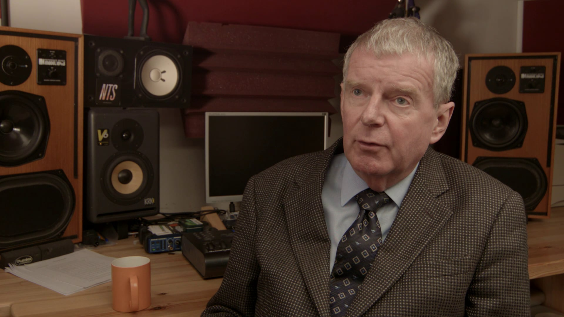 John Motson Interview