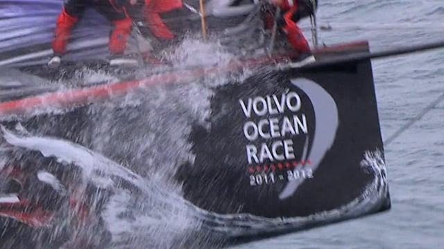 Promo Volvo Ocean Pit Stop The Hague