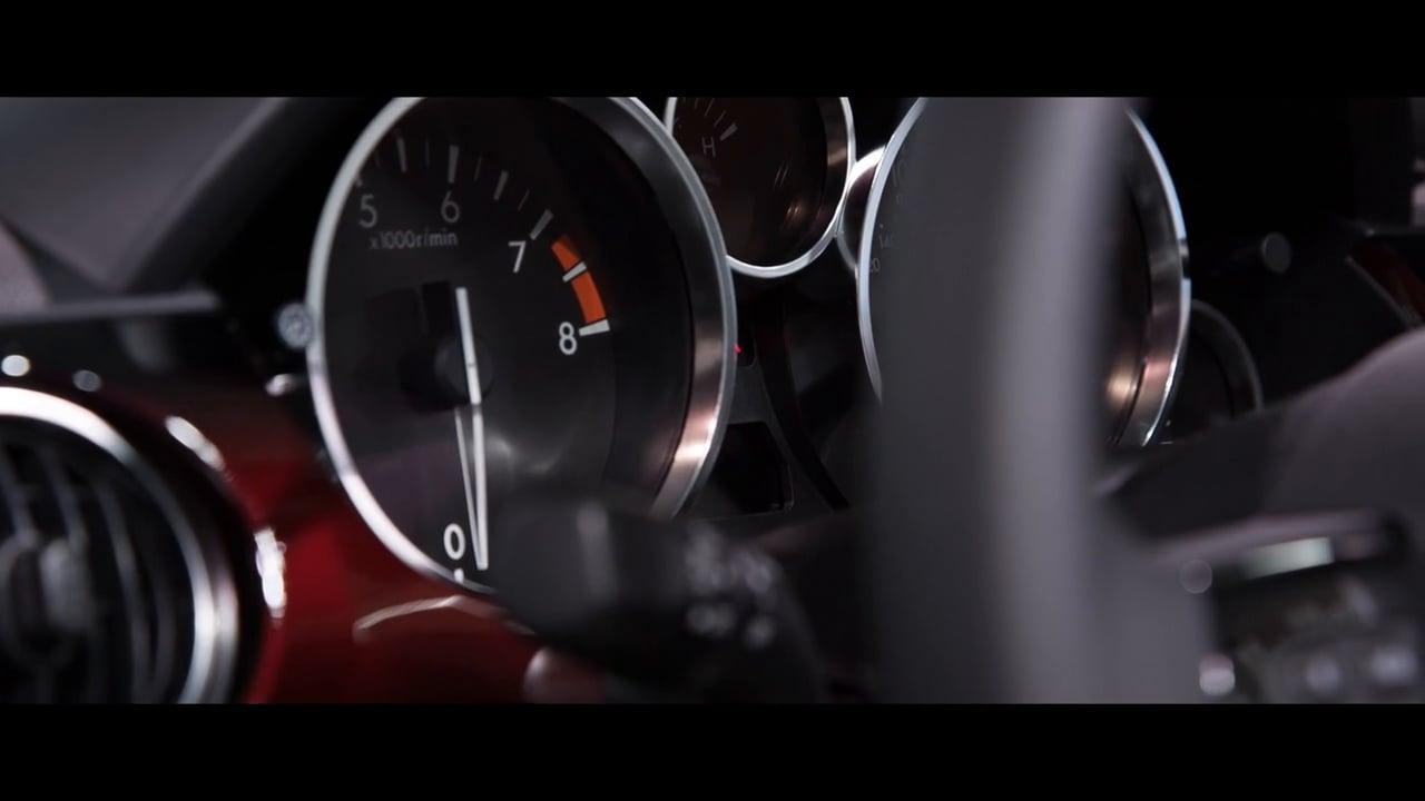 Mazda MX5 25th Anniversary Film at Goodwood Festival of Speed (Short)