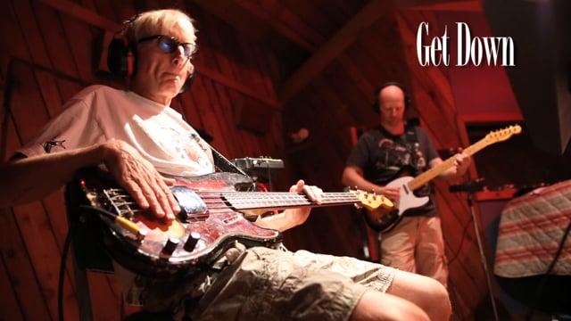 """Oz Noy - """"Get Down"""" In Studio Music Video featuring John Medeski"""