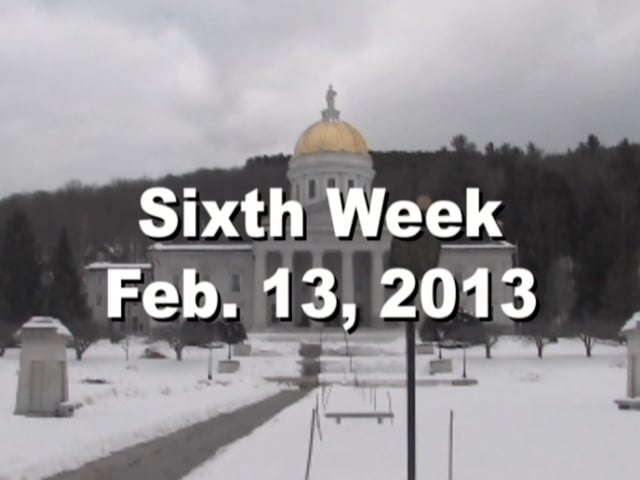Under The Golden Dome 2013 Week 6