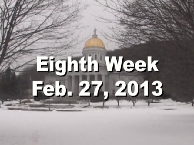 Under The Golden Dome 2013 Week 8