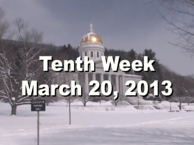 Under The Golden Dome 2013 Week 10
