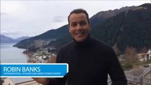 Robin Banks - International Speaker and Mind Power Expert Sizzle Reel