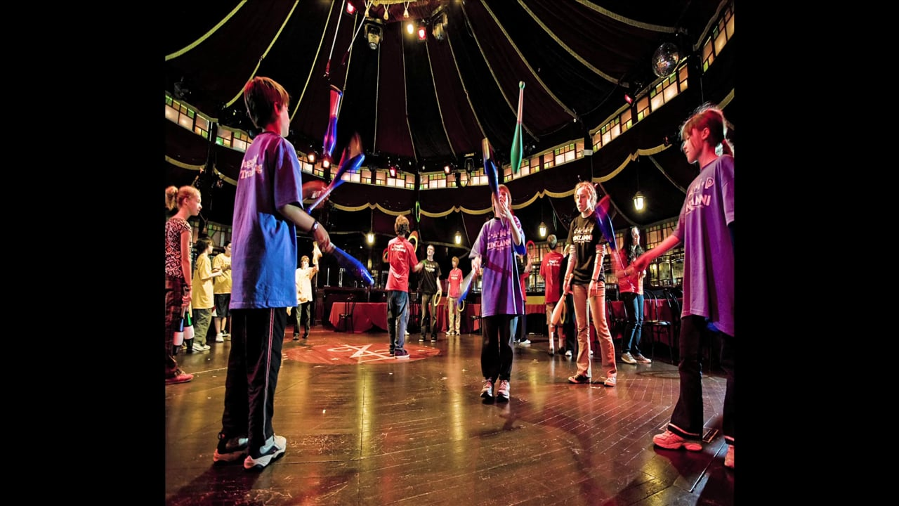 The Power of Circus Arts