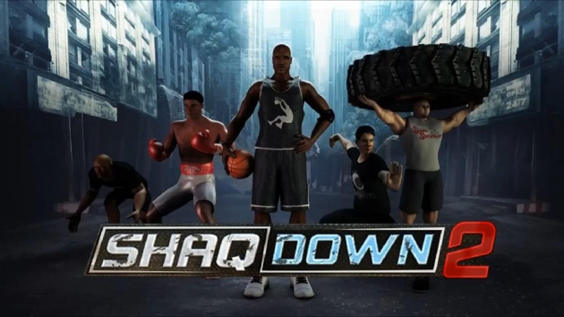 Shaq Down 2 - Airport Level