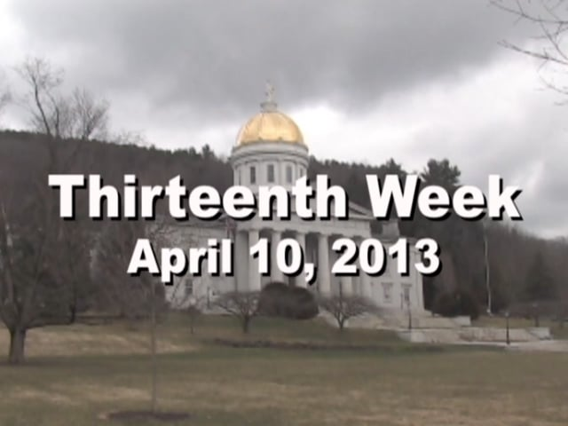 Under The Golden Dome 2013 Week 13