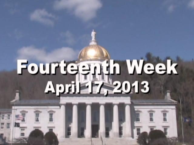 Under The Golden Dome 2013 Week 14