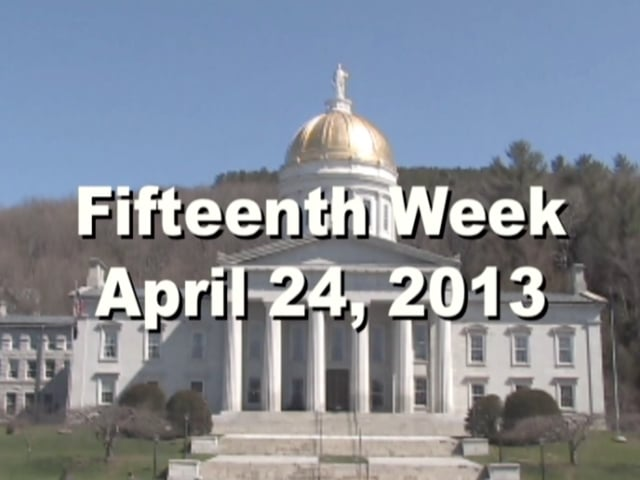 Under The Golden Dome 2013 Week 15