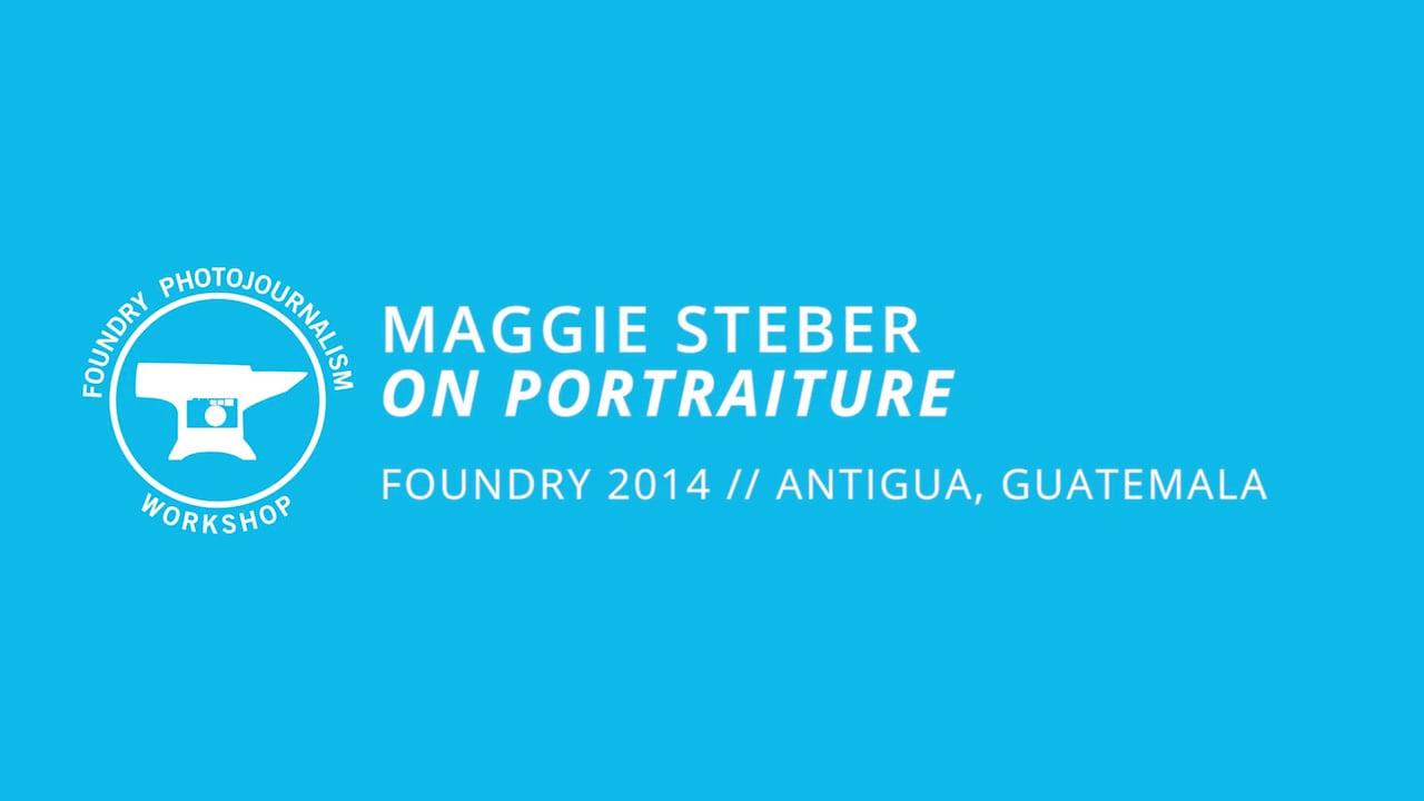 Maggie Steber - Evening Presentation, Foundry Photojournalism Workshop 2014