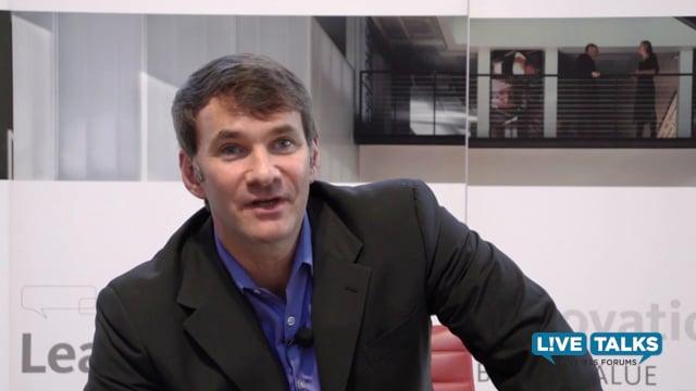 Keith Ferrazzi at Live Talks Business Forum