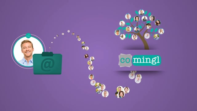 Motion Graphic Animation Explainer Video for CoMingl