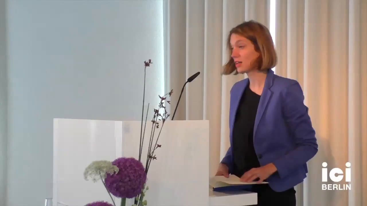Introduction of Marie Gil by Barbara Natalie Nagel [Part 4, 4]