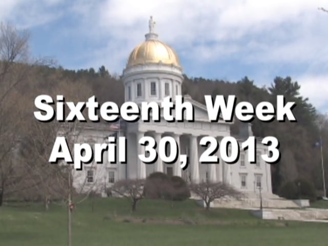Under The Golden Dome 2013 Week 16